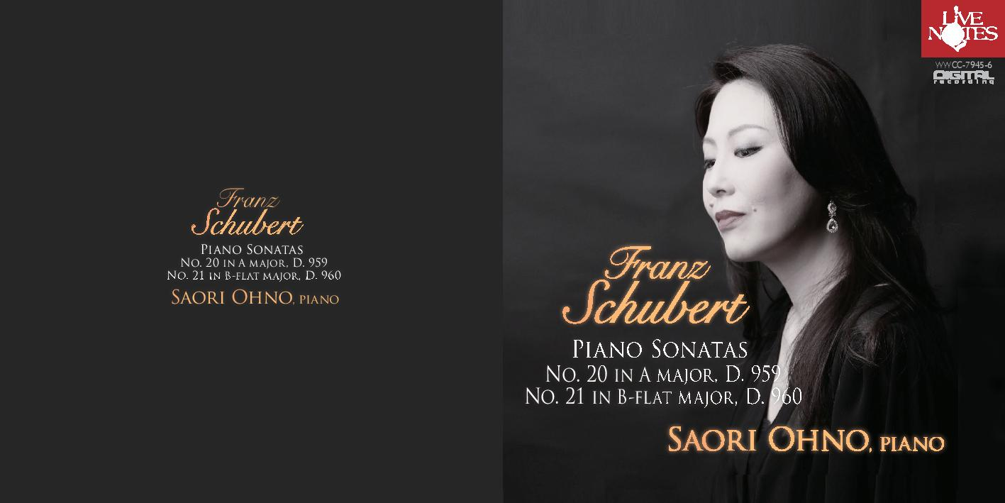 Schubert CD: recording it
